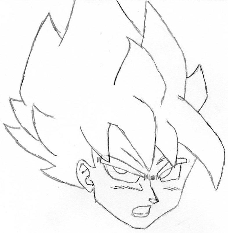 Goku Ssj Tete By Metalart Dayashin On Deviantart