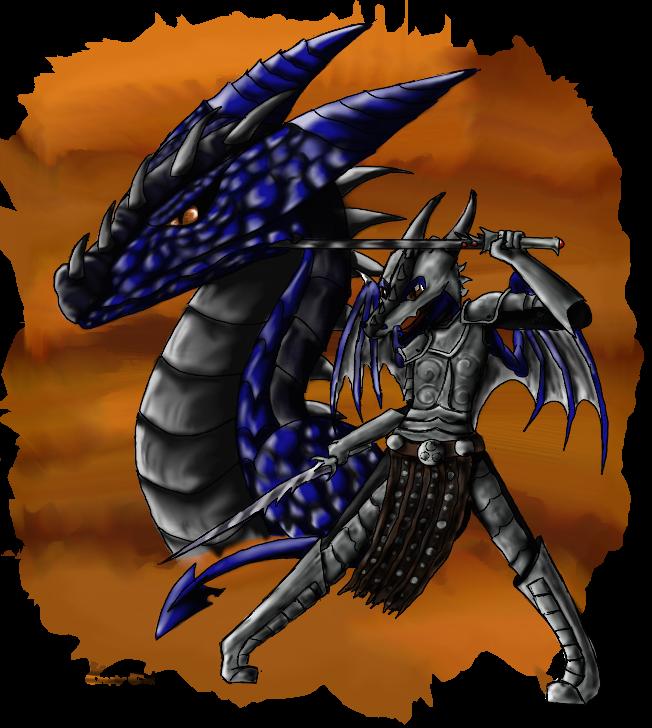 Basti Smith-The Dragonborn by Crazy-Cat009
