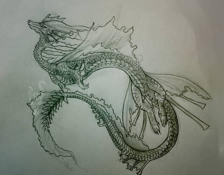 Cephyreara Quick design sketch