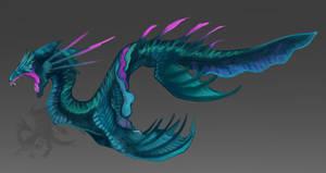 :.Adopt:. Deep Sea Serpent (CLOSED)