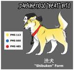Beat - Shibuken Color Chart