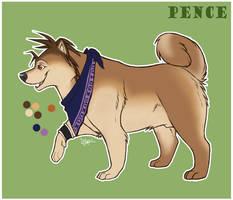 Pence Dog Concept by Nyaasu