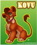 Cute Kovu