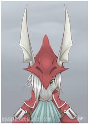 Freya by Nyaasu