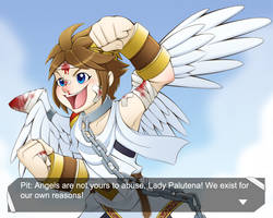 Pit, for the Ethical Treatment of Angels