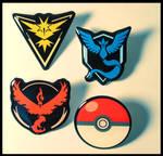 Represent! Pokemon GO pins for sale! (RESTOCK)