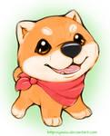 Sora - THE DOG Island edition by Nyaasu