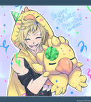 Happy Birthday Prompto!