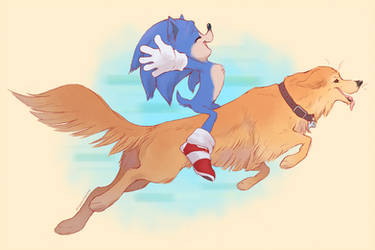 Sonic and Ozzie