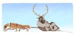 Buck Towing Sven