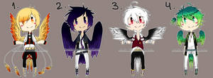 [CLOSED] OFFER ADOPTS -BIRDS-