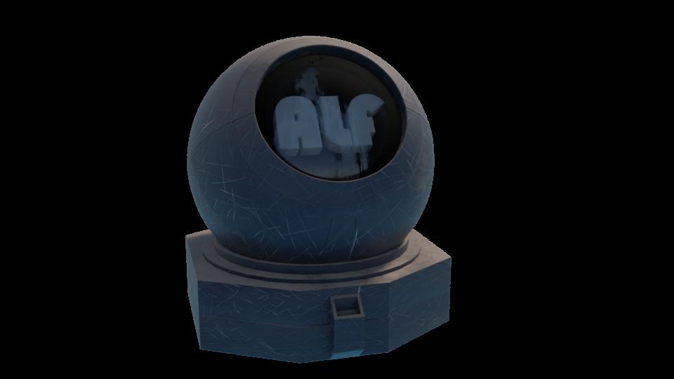 Alf Orb2 by taemart