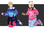 Sweater Adopts (REDUCED - SET PRICE: CLOSED)