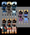 Custom Dusters by cindyjeans-designs