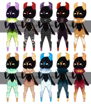 Custom Dusters Batch 02 by cindyjeans-designs