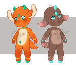 GHF ~ Gemsun Babes (CONTEST: CLOSED) by cindyjeans-designs