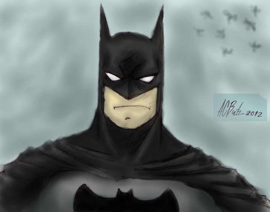 batman by intykon