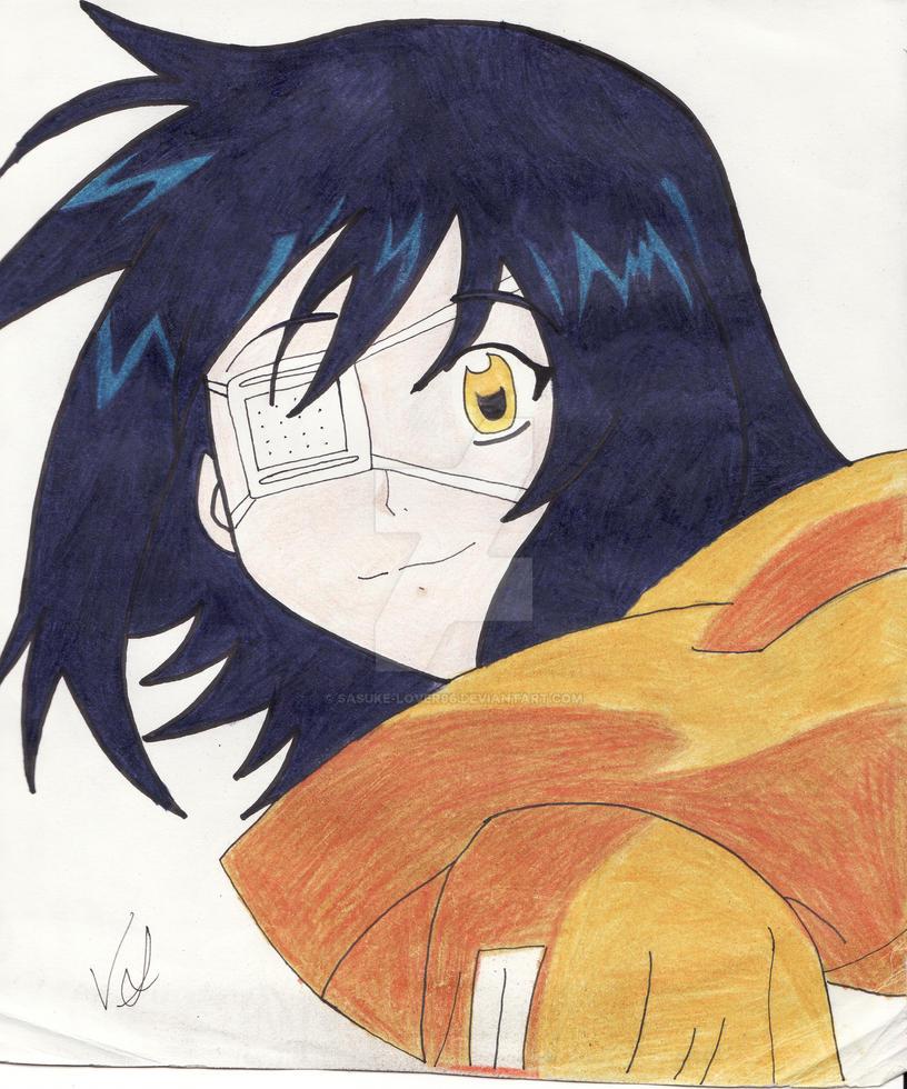 Akito Wanijima by Sasuke-Lover96