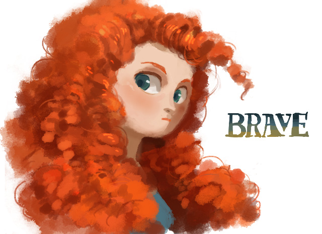 Merida by nmrbk