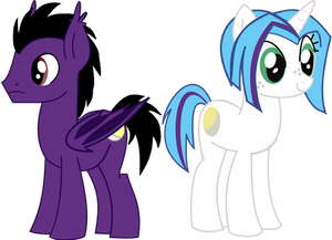 Sage Nights pony forms