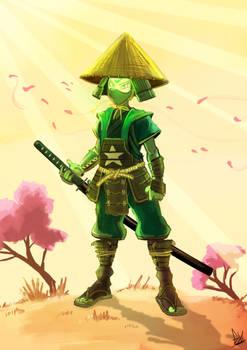 Samourai Peridot (2021 Upgrade)