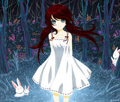 Red and Bunnies