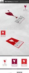 Wine Industry Logo Template by mindwilys