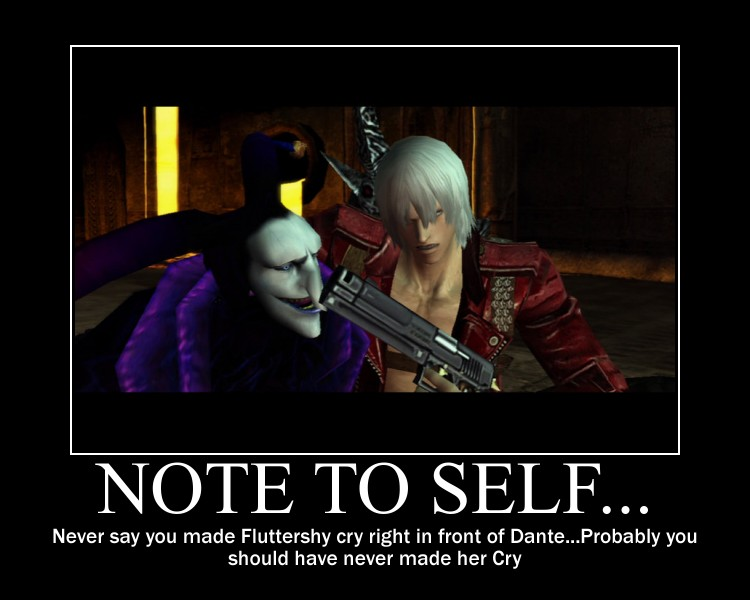 DMC and MLP fim Motivational by Jodocast12