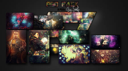 PSDs PACK by SaifArts