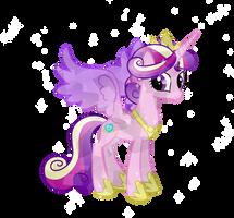 Crystal Princess Cadence by BubblestormX