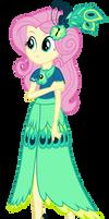 Fluttershy - Gala Dress