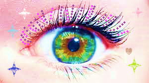 Colorful eye by Lilacool