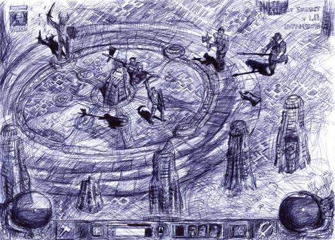 Still life by Diablo II