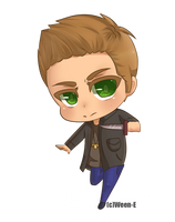 Dean Winchester by Ween-E