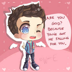 VD: Castiel by Ween-E