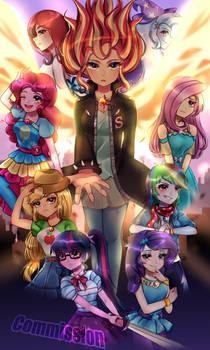 (CM) Spectacular Seven