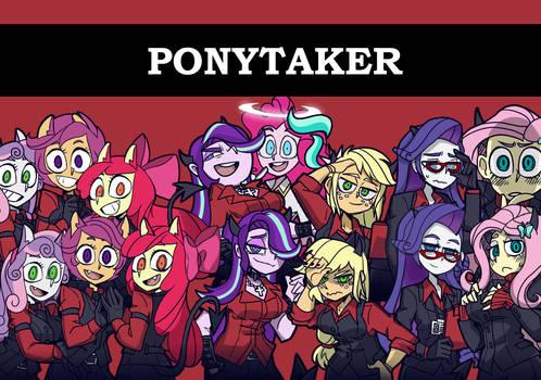 (Parody) Pony Taker
