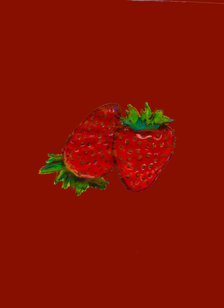 Goodstrawberries by jimmyart27
