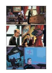 Batman test page by VallyFran
