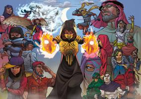 Rahma The Shadow Flame - final