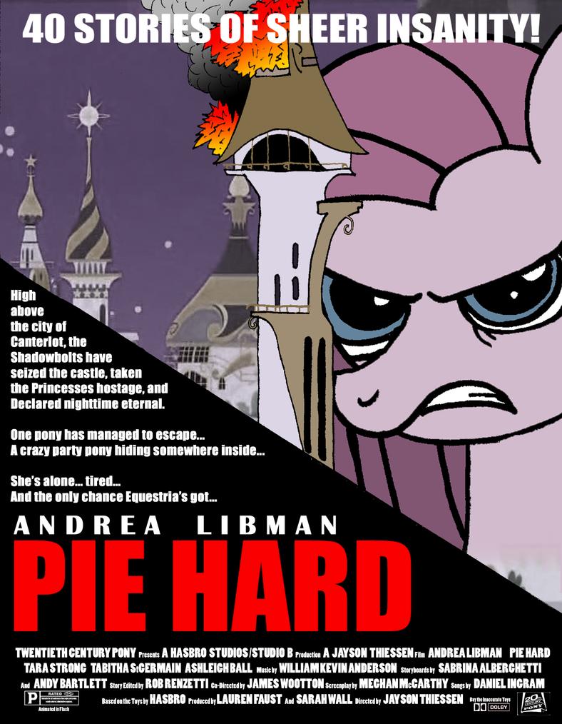 Pie Hard by Midnight-Cobra