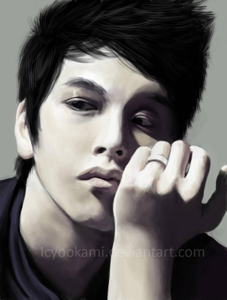Sungmin -Digital Painting