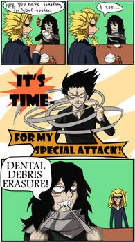 Aizawa's Special Attack