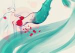Mermaid. for Miina-san