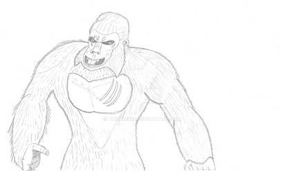 King Kong Pencil