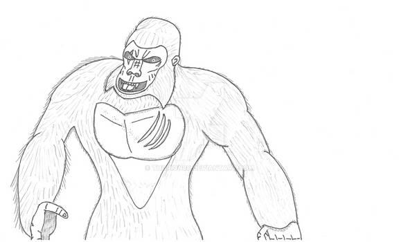 King Kong Inked