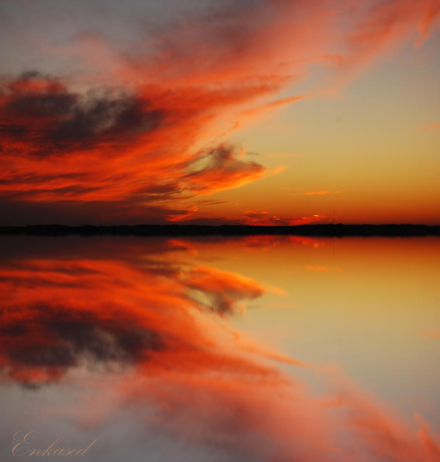 Blinding Reflections by Enkphoto