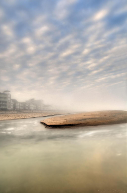 Tidepool Under Fog by Blaklisted