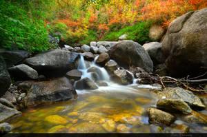 Utah in Fall by Enkphoto