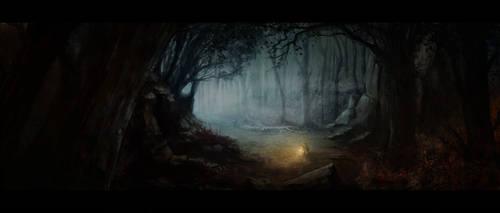 Long Forgotten Woods by DanielTPL